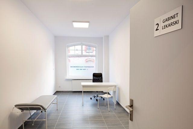 wynajmę gabinet lekarski w TUCHOLI