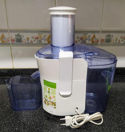 Máquina de sumos Philips/centrifugadora
