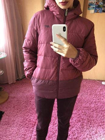 Куртка Nike женская двусторонняя