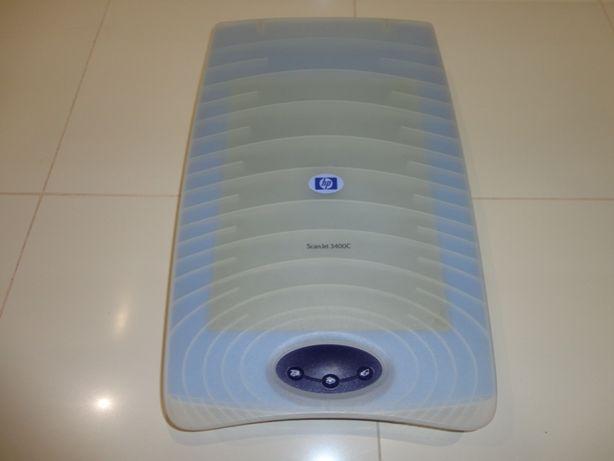 Scaner HP scanjet 3400C