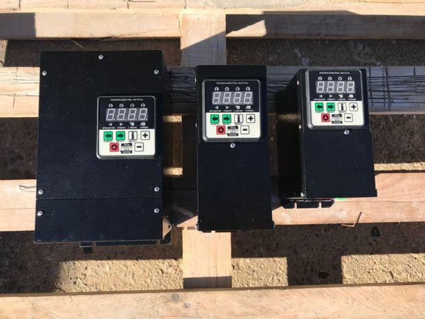 Перетворювач частоти, частотный преобразователь, инвертер, 220В, 380В
