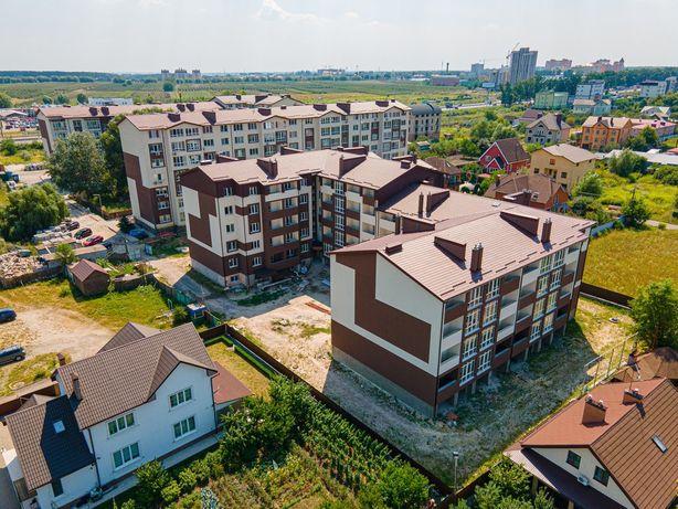 Однокомнатная квартира 40м2, продажа в ЖК Спутник-Теремки, AVM