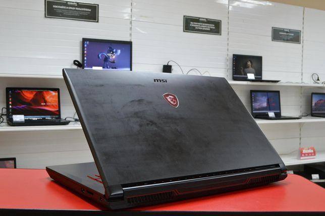 Геймерский  MSI i7-7700HQ GTX 1050Ti 4Gb