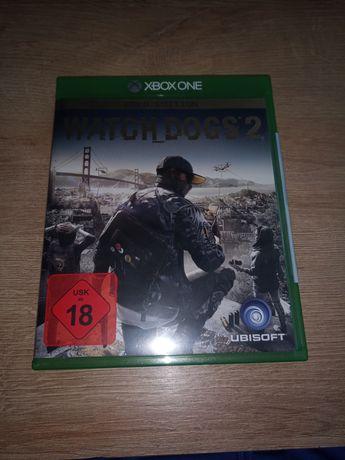 Watch dogs 2 gold edition Xbox one, sprzedam/zamienię