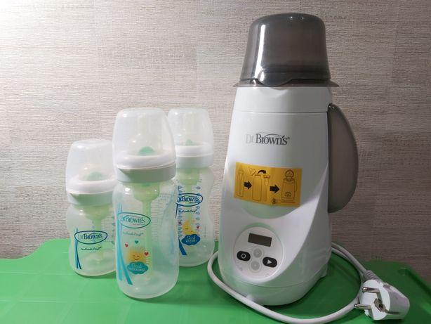 Электрический подогреватель для бутылок Dr Brown's