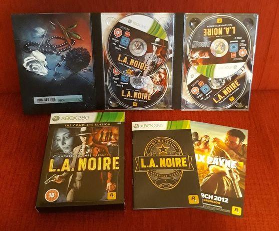 L.A. NOIRE The Complete Edition XBOX 360