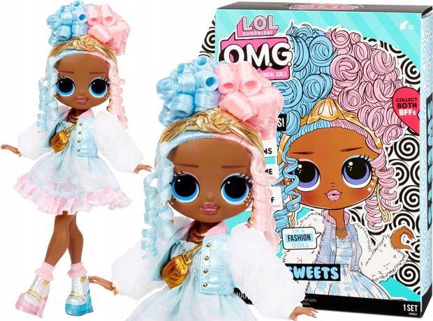 Кукла LOL OMG Dance Sweets Babe (MGA , свитс сахарок