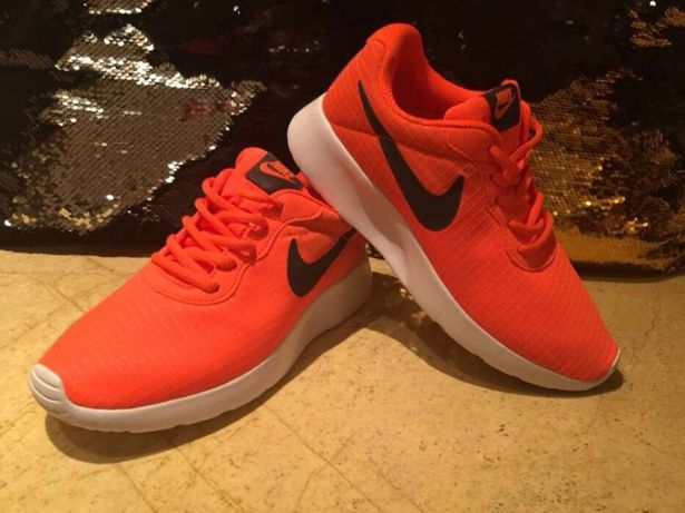 NIKE Tanjun r38 Orange NOWE