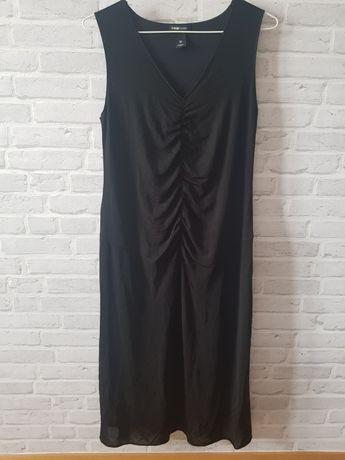 Zestaw: sukienka ciążowa H&M mama bluza Mango Mama M 38