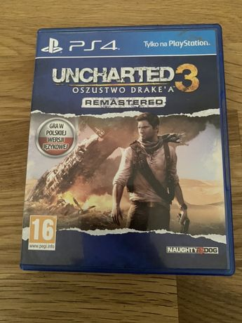 Uncharted 3 ps 4