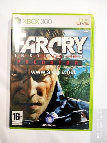 Far Cry Instincts Predator Xbox 360