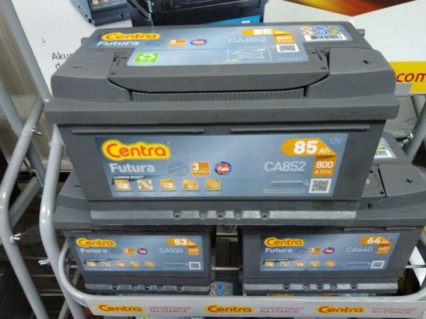 Akumulator Centra Futura CA852 85Ah 800A Krak Opel Ford YBX5110 EA852