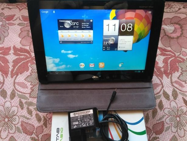 Acer Iconia Tab A510 32GB 10.1