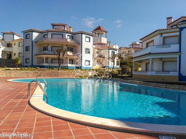 Apartamento T3 Na Praia D'El Rey, Entre O Baleal E Óbidos...