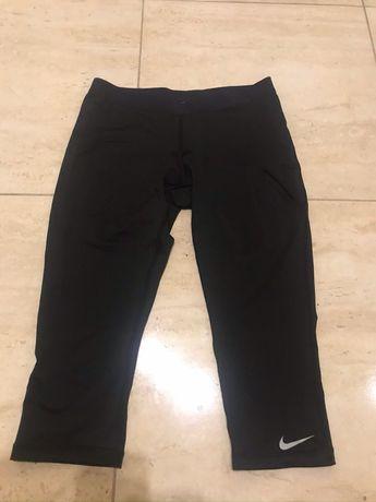Fajne spodnie termoaktywne Nike rozmiar S Dri Fit