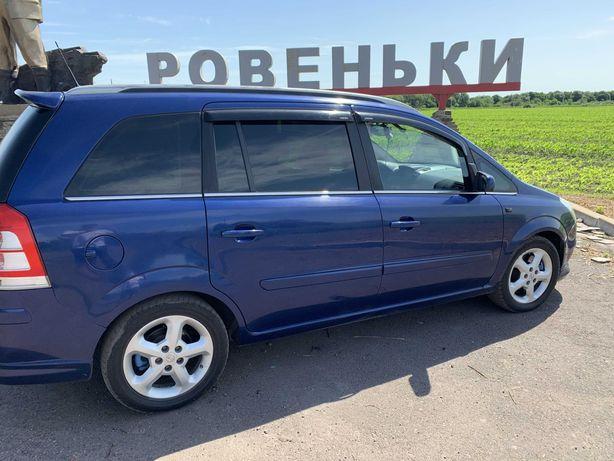 Продается Opel Zafira B