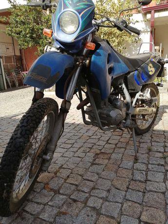 moto 125cc com documentos