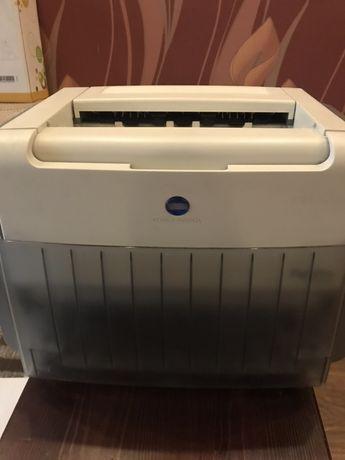 Лазерный принтер Konica