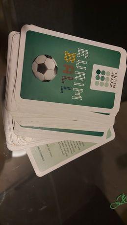 Karty do gry Eurim Ball pilkarskie