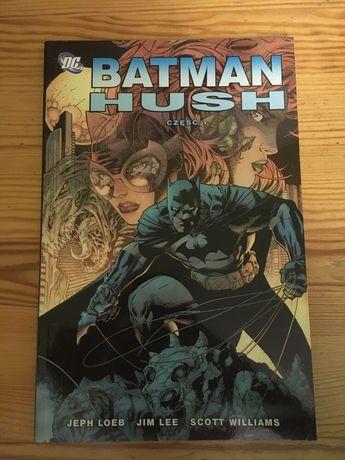 Batman Hush t. 1 pierwsze wydanie Egmont