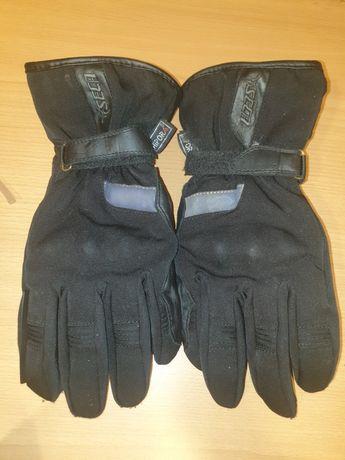 Rękawiczki motocyklowe czarne SECA rozm M