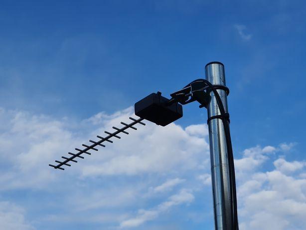 Antena kierunkowa yagi 2.4 Ghz 16 dBi LTE GSM 5G