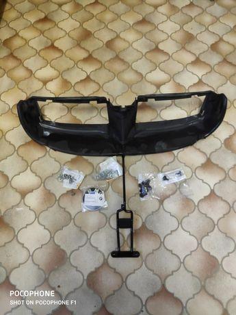 Entrada de ar e parafusos bem Como emblema do Capo Para BMW E90 E91
