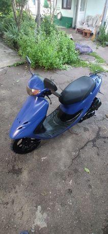Honda dio 34 ( скутер-мопед) без торга