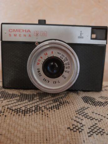 Фотоаппарат Смена 8М, отл.сост. 125 грн. Торг. Обмен на утюг и другое