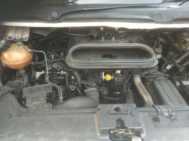Silnik 2L hdi rhr rhk scudo expert Jumpy 2007/2016