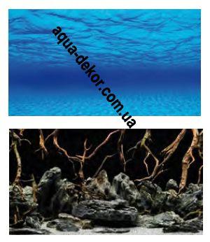 Фоны в аквариум