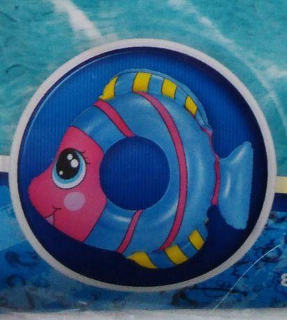 Надувной круг рыбка