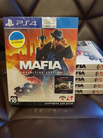 Mafia Definiti Edition, мафия переиздание