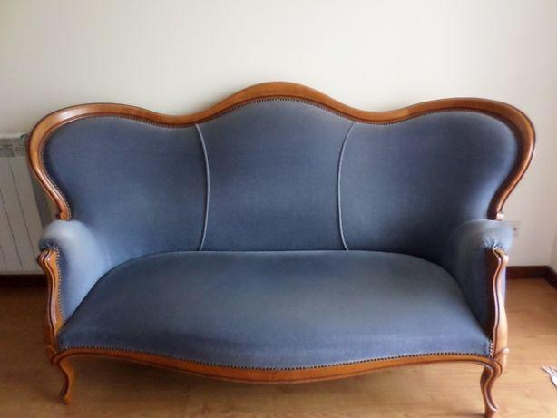 Sofà cadeirao Louis XVII