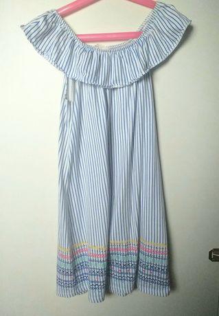 Sukienka hiszpanka H&M 146/152
