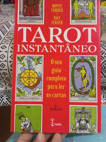 Livro tarot instantaneo (novo nunca usado)