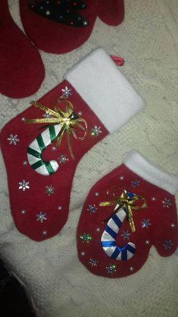 Різдвяний декор .