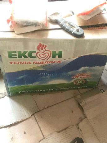 """Продам комплект """"Тёплый пол"""" (электрический)."""