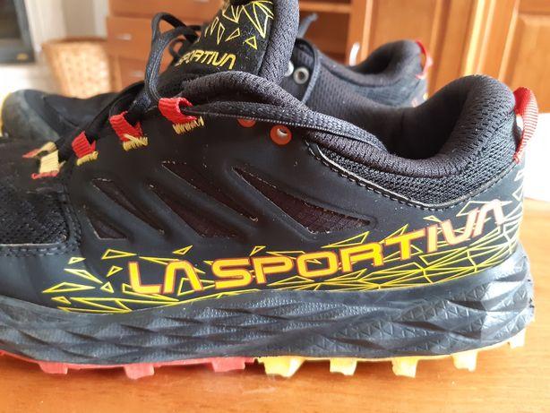 Tenis trail La Sportiva semi novos 35 km