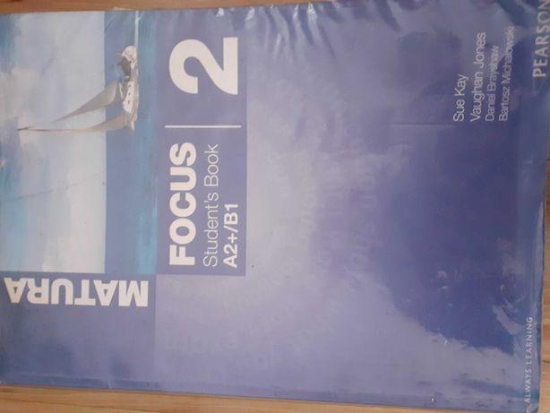 """Sprzedam książkę """"Matura Focus 2"""""""