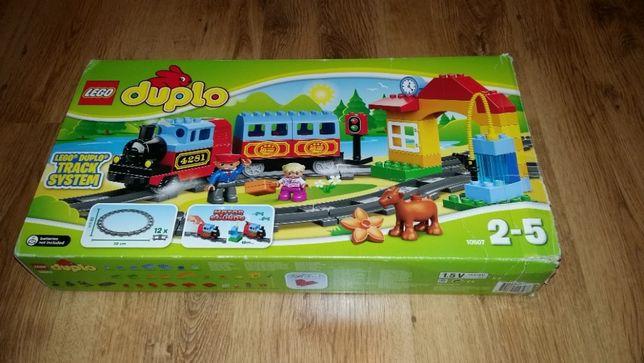 Lego Duplo Ciuchcia 10507
