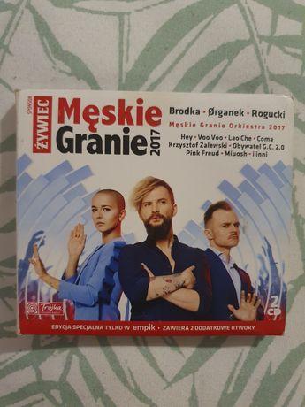 CD Męskie Granie 2017 Żywiec
