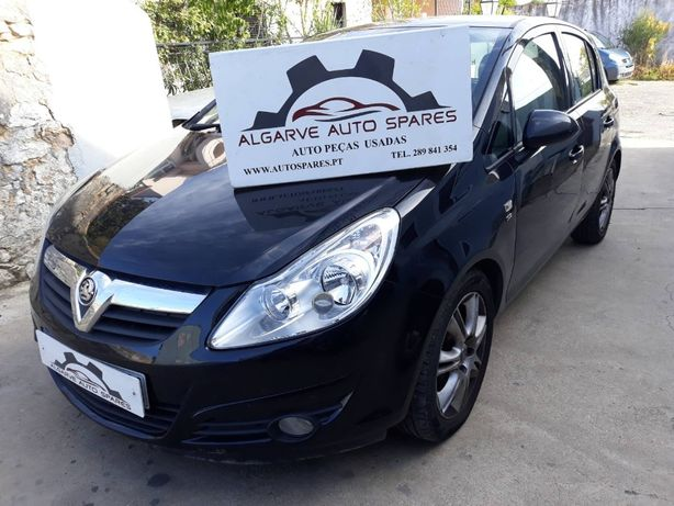 Opel Corsa D 1.7 CDTI 2010 Para Peças