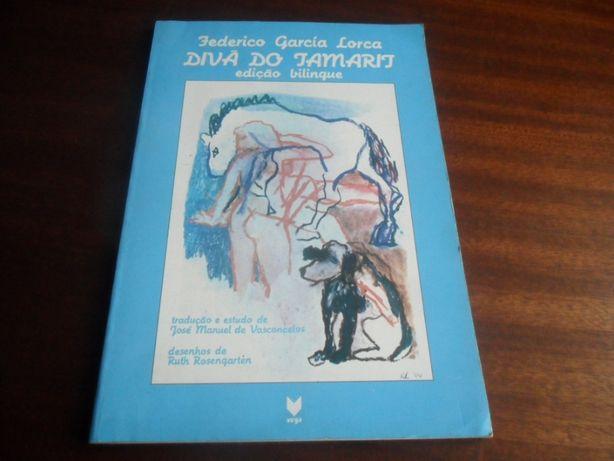 """Divã do Tamarit"" de Federico Garcia Lorca"
