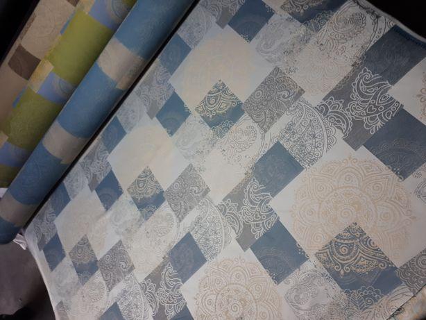 Tkanina dekoracyjna 3 wzory