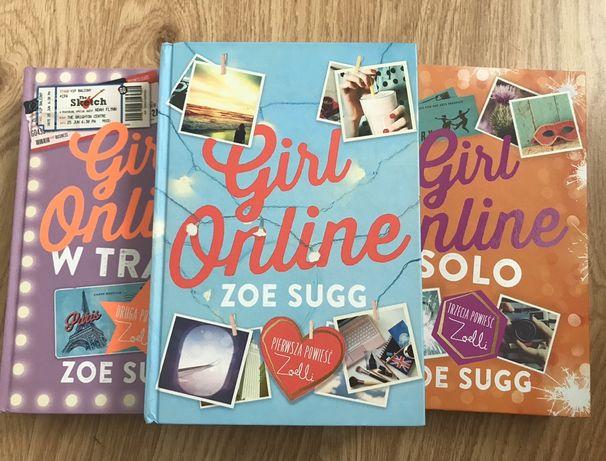 Książki Girl Online
