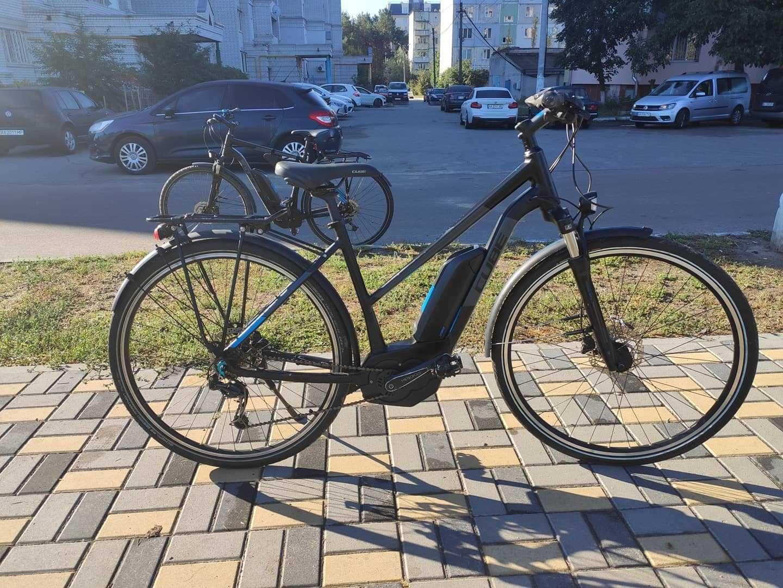 Электровелосипед Cube Cross Pro Hybrid Power Pack 500 2019 г
