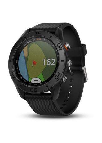 Спортивний годинник Garmin Approach S60 Black (010-01702-00)