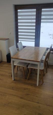 Stół drewniany Bari 140/180x80
