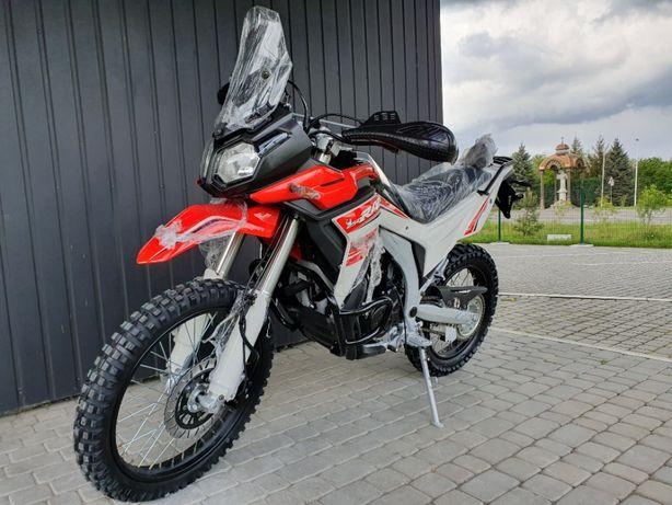 Мотоцикл LONCIN LX250-3G DS2